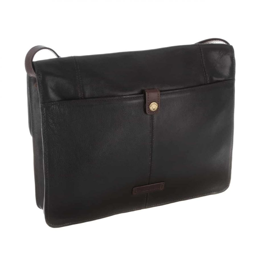 back black and brown arad bag