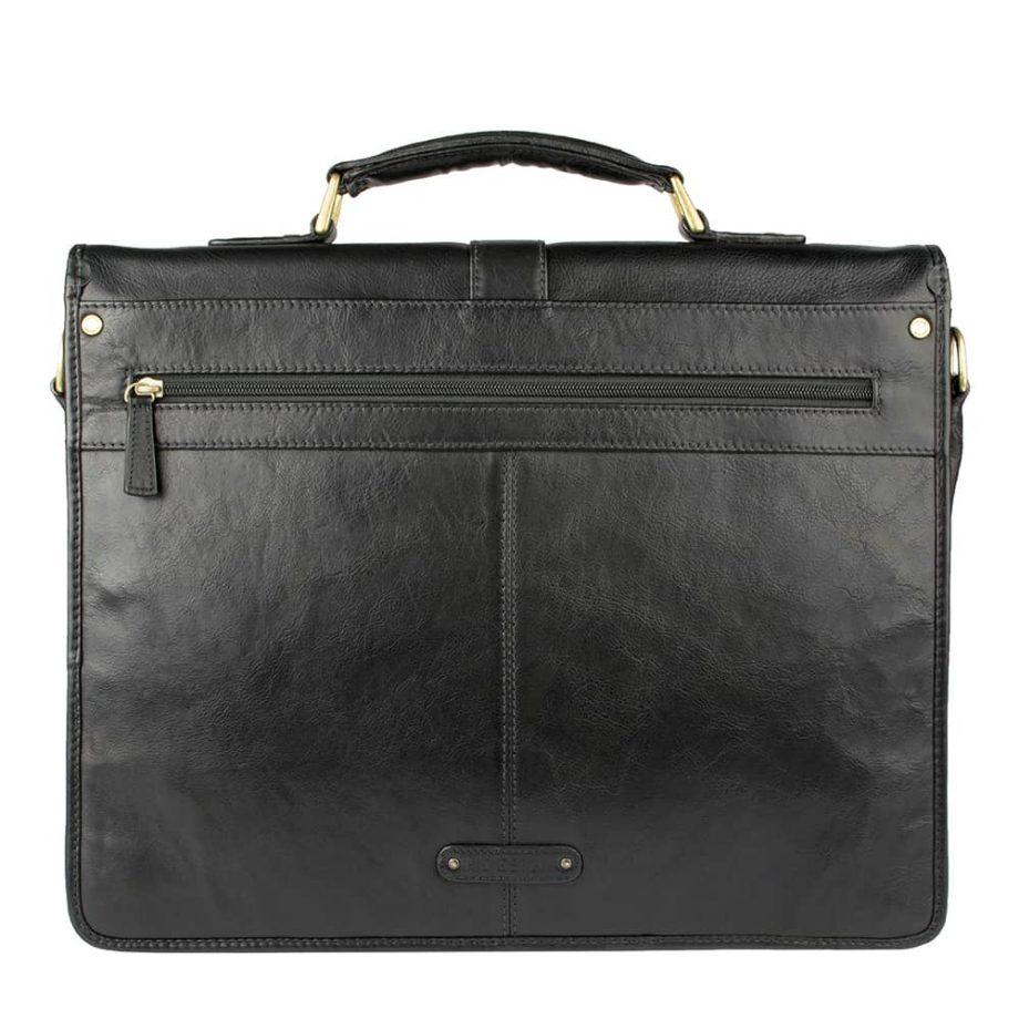 back of aberdeen black bag