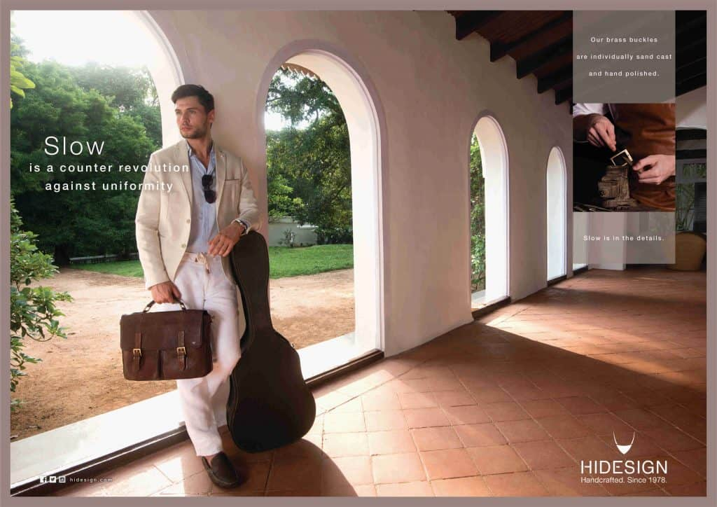 handcrafted mens brown leather briefcase fashion