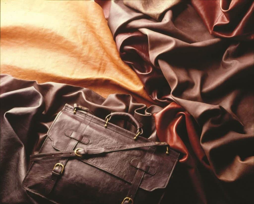 high quality brown leather messenger bags