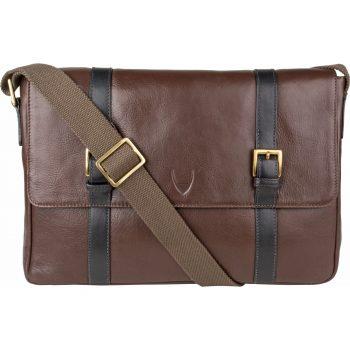 Despatch Bag Brown Gable 01