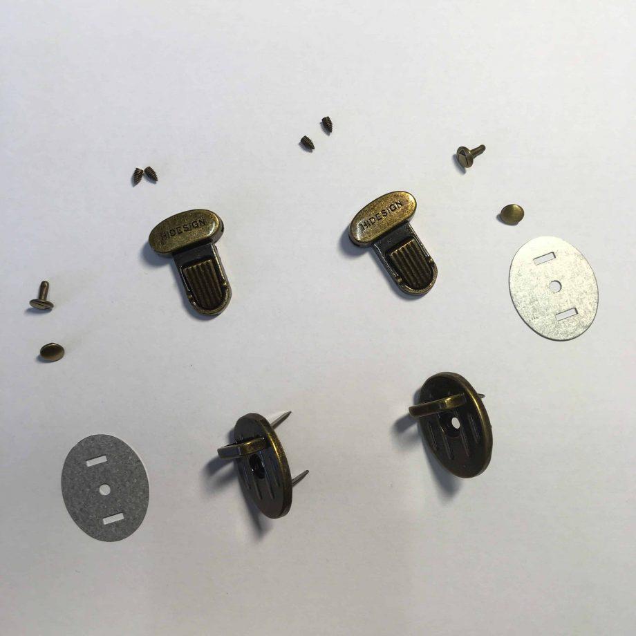 hi design tuc lock and hasp set