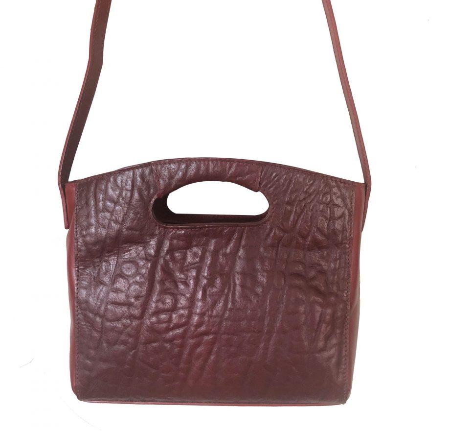 Eames 04 handbag in red